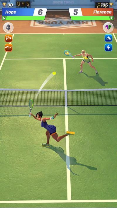 Tennis Clash 3D Sports Apk Mod