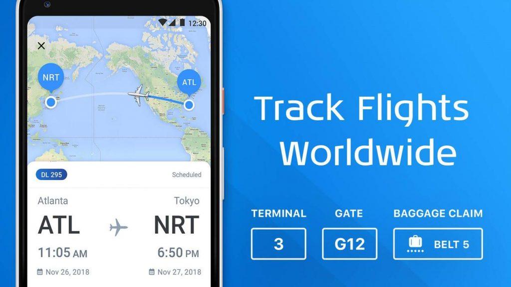 The Flight Tracker Apk Mod