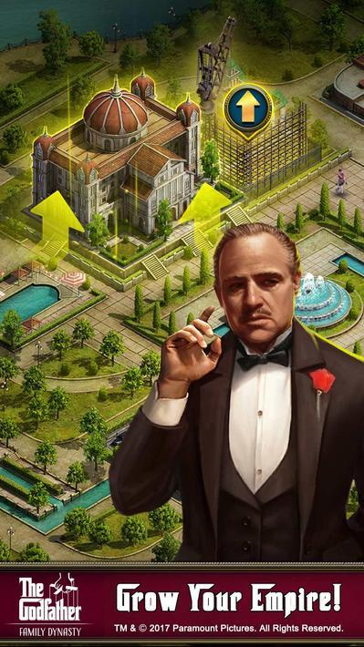 The Godfather Family Dynasty Apk Mod