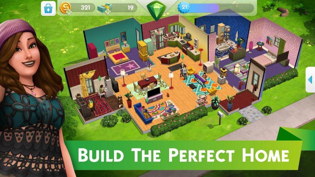 The Sims Mobile Apk Mod
