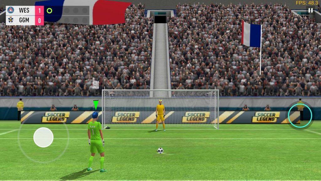 Top League Soccer Apk Mod