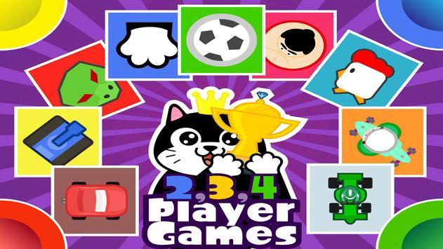 2 3 4 Player Mini Games Apk Mod