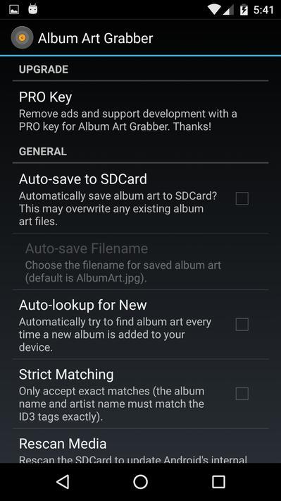 Album Art Grabber Apk Mod
