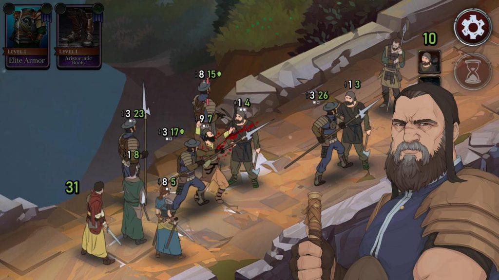 Ash of Gods Tactics Apk Mod