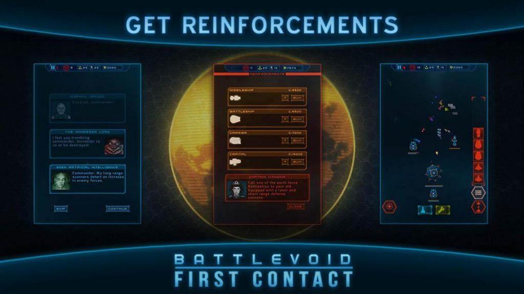 Battlevoid First Contact Apk Mod 1