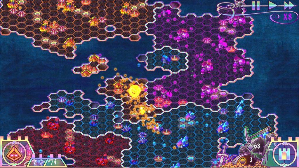 Castle Battles Fast RTS Apk Mod