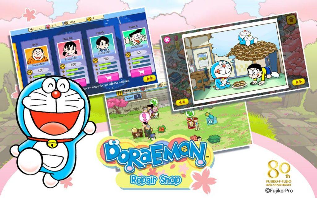 Doraemon Repair Shop Seasons Apk Mod