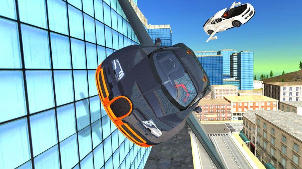 Flying Car Transport Simulator Apk Mod