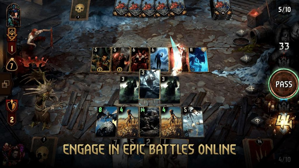 GWENT: The Witcher Card Game Apk Mod