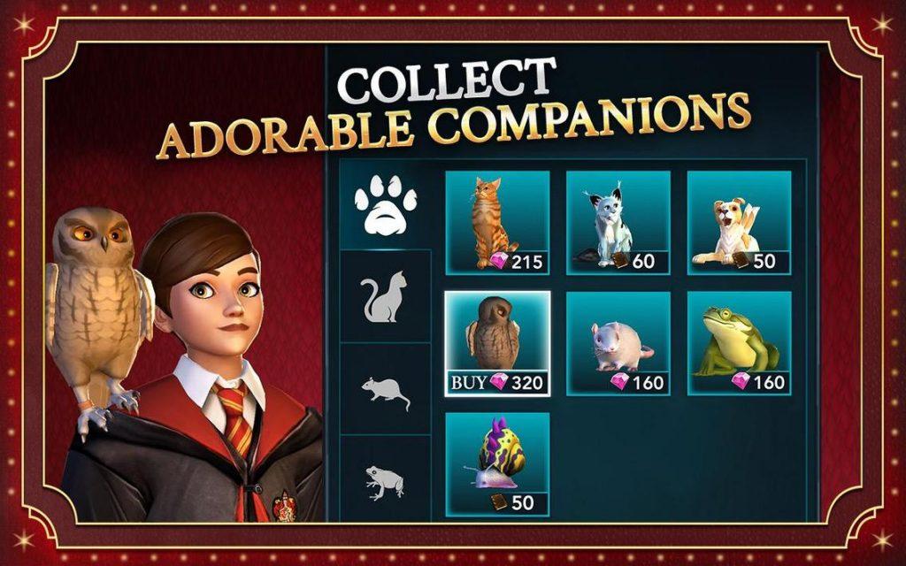 Harry Potter Hogwarts Mystery Apk Mod