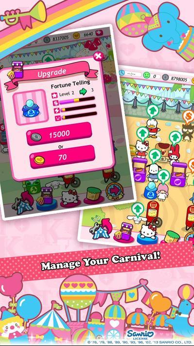 Hello Kitty Carnival Apk Mod