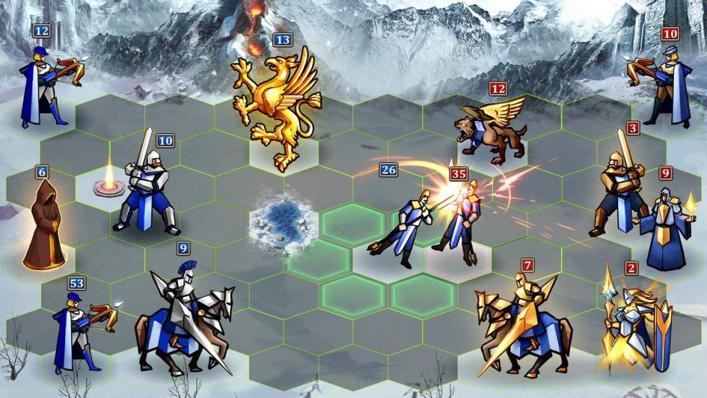 Heroes Magic War Apk Mod