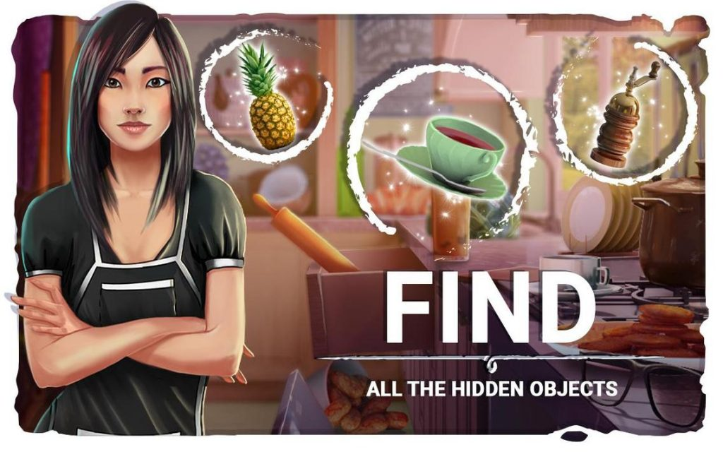 Hidden Objects Messy Kitchen Apk Mod All Unlimited