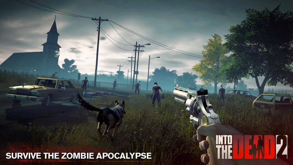 Into the Dead 2 Apk Mod
