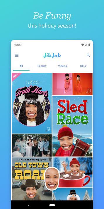 JibJab Apk Mod All Unlocked