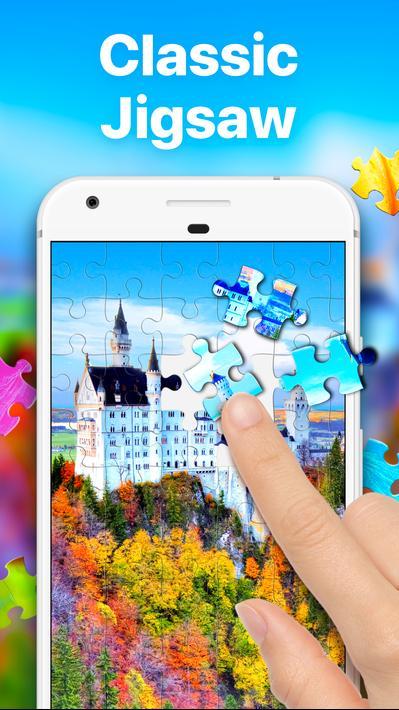 Jigsaw Puzzles Apk Mod