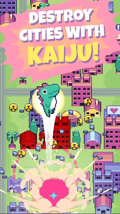 Kaiju Rush Apk Mod