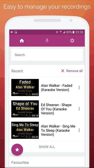 Karaoke 2020 Sing & Record Apk Mod