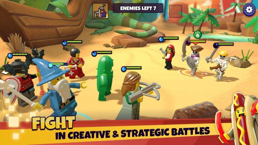 LEGO Legacy Heroes Unboxed Apk Mod