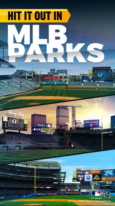 MLB Tap Sports Baseball 2020 Apk Mod