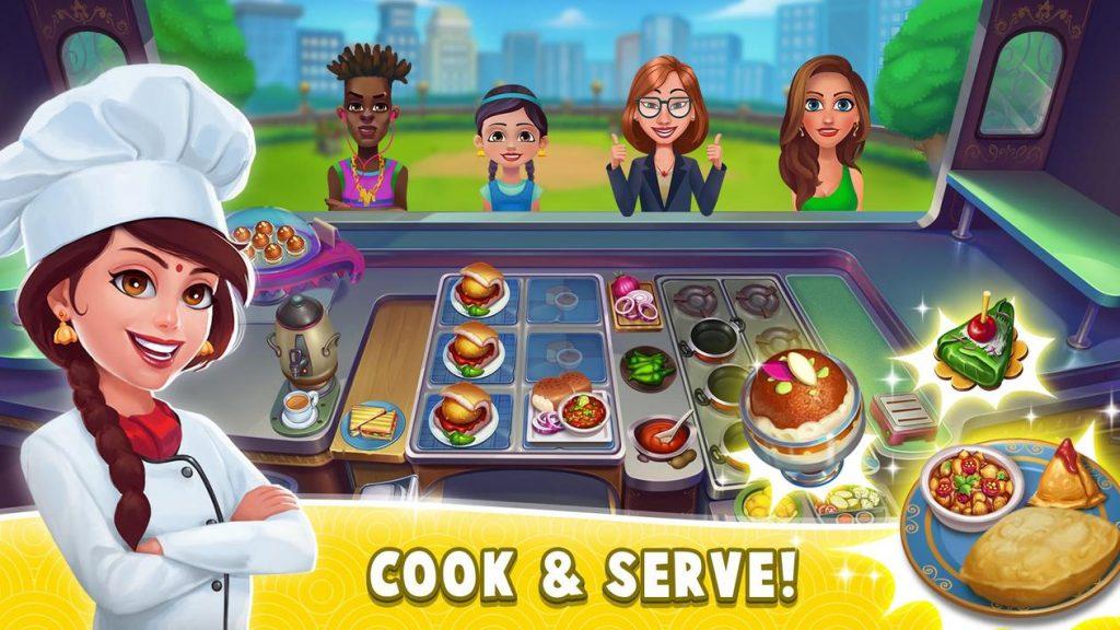 Masala Madness Cooking Game Apk Mod