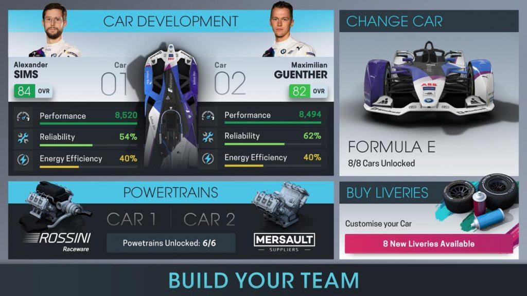 Motorsport Manager Online Apk Mod