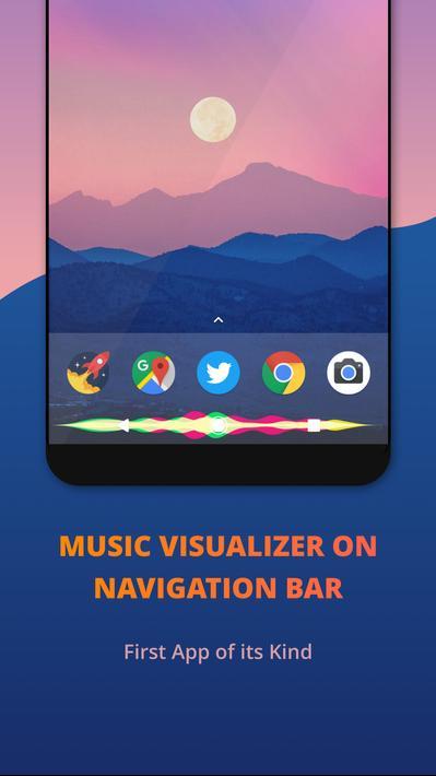 Muviz – Navbar Music Visualizer Apk Mod
