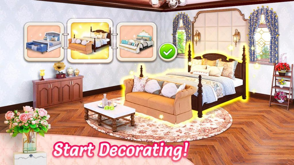 My Home Design Dreams Apk Mod