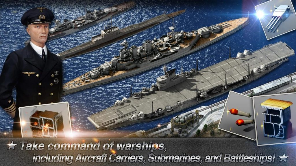 Navy Field Apk Mod