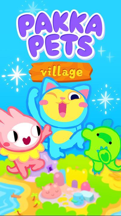 Pakka Pets Village Apk Mod