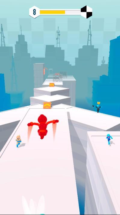 Parkour Race Freerun Game Apk Mod