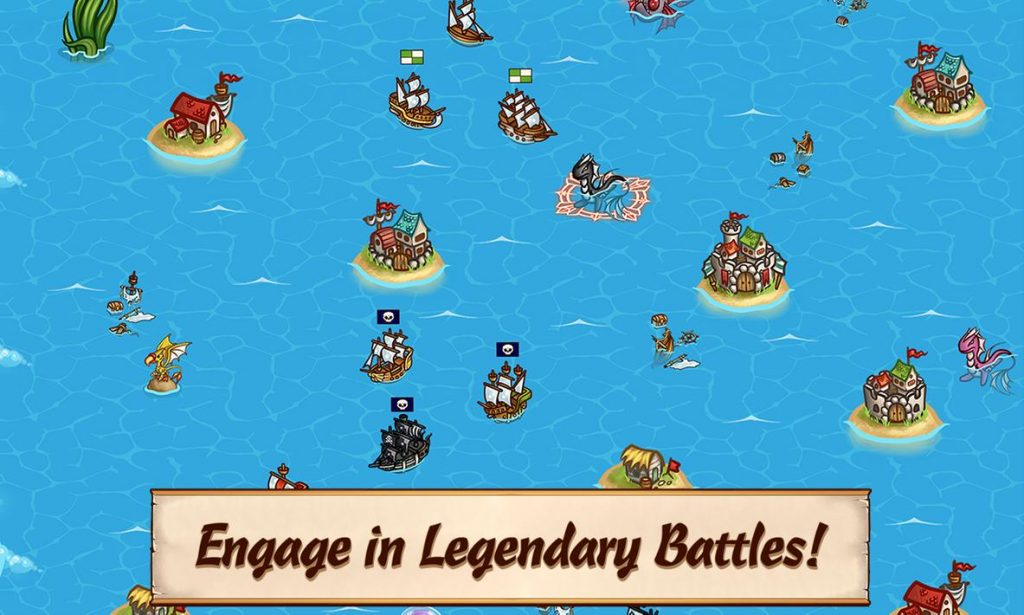 Pirates of Everseas Apk Mod