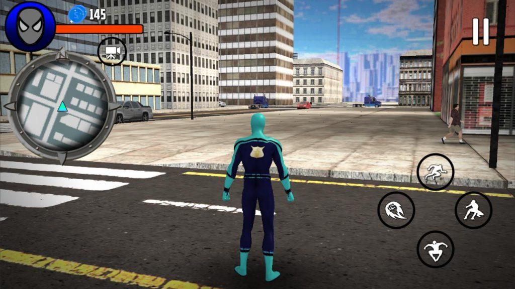 Power Spider 2 Apk Mod
