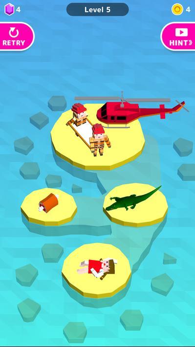 Rescue Road Crazy Rescue Play Mod