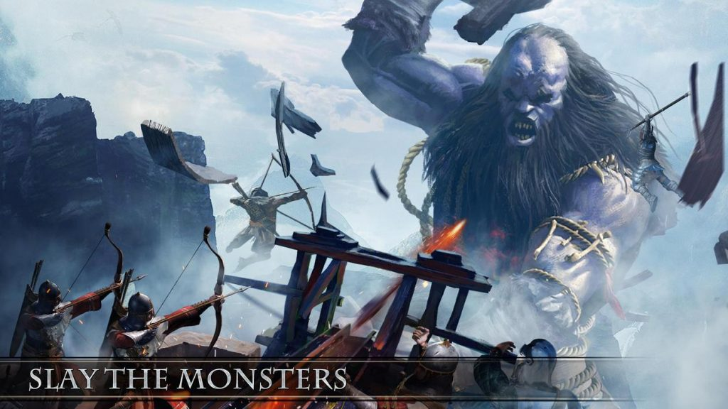 Rise of Empires Ice and Fire Apk Mod