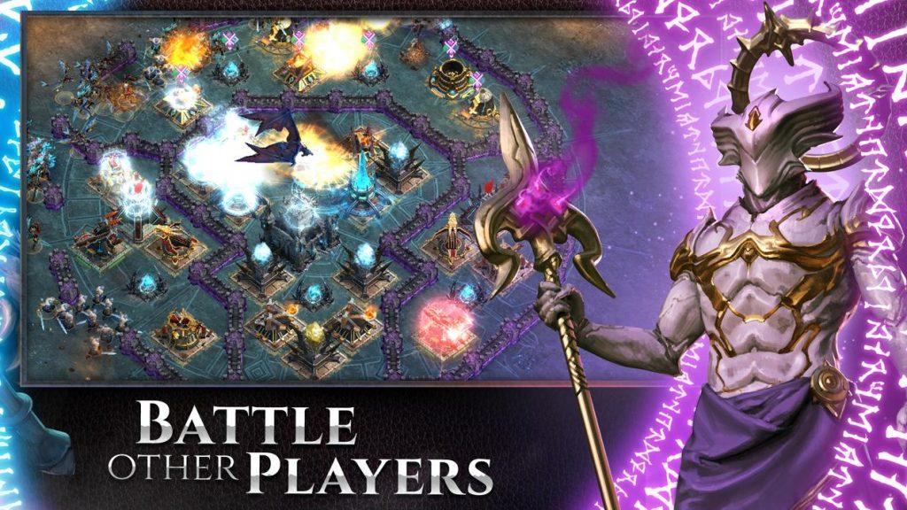 Rival Kingdoms The Endless Night Apk Mod