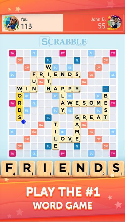 Scrabble GO - New Word Game Apk Mod