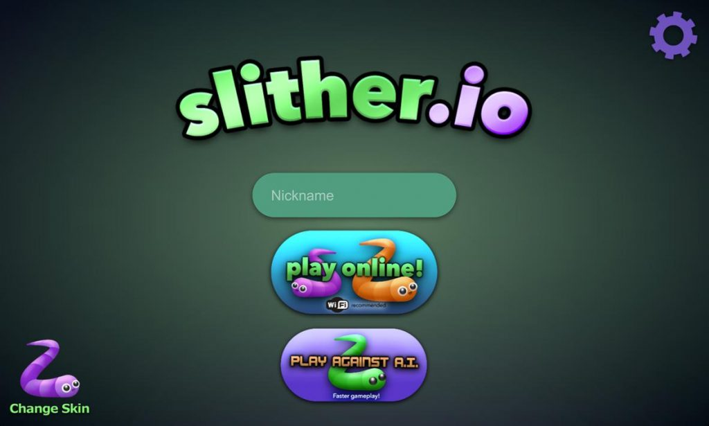 Slither.io Apk Mod All Unlocked – APKHome.us