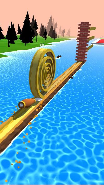 Spiral Roll Apk Mod