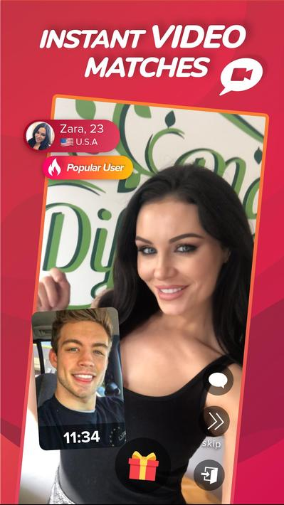 WHO - Live video chat & Match & Meet me Apk Mod