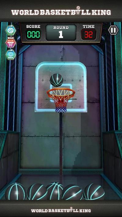 World Basketball King Apk Mod
