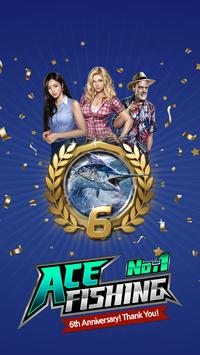 Ace Fishing Wild Catch Apk Mod