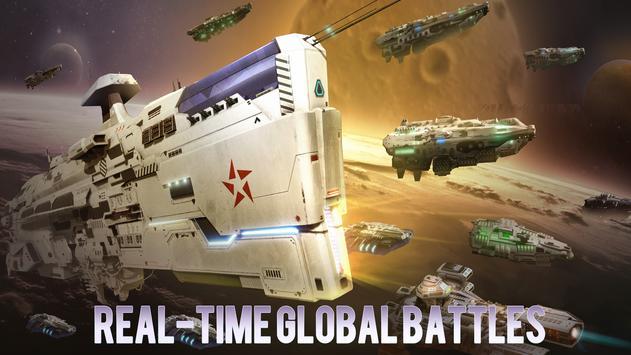 Ark of War The War of Universe Apk Mod