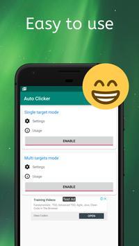 Auto Clicker Automatic tap Apk Mod