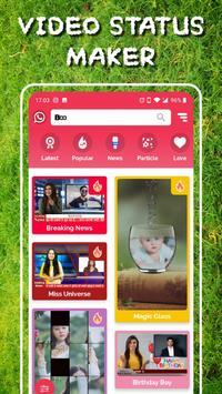 Boo Video Status Maker Apk Mod