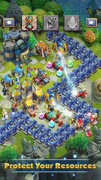 Castle Clash Brave Squads Apk Mod