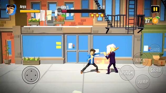 City Fighter vs Street Gang Apk Mod