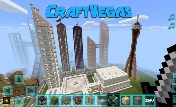 Craft Vegas Apk Mod