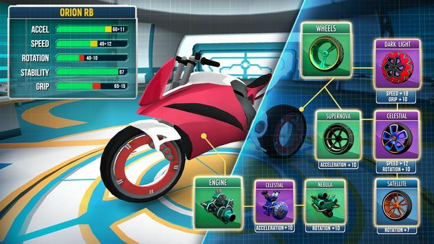 Gravity Rider Extreme Balance Apk Mod