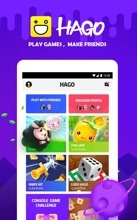 HAGO - Play With New Friends Apk Mod
